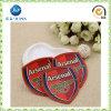 Soft PVC Rubber Clothing Badge Textile Garment Labels (JP-PL006)