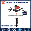 2015 High Quality 68cc Earth Auger for Digging