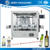 Automatic Cooking Sunflower Oil Viscous Liquid Bottle Bottling Filling Filler
