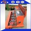 Four Rows Vegetable Planter with Fertilizing Device