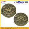 Antique Plating 3D Metal Souvenir Pin Badge
