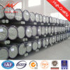 Galvanized Q345 Poles 16m Meters Electric Pole Designed to Carry Polygonal Shape