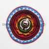 Fashion Colorful Round Ethnic Embroidery Patch Garment Accessories Boho Badge