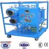 """T"" Type Vacuum Vessel Transformer Oil Filtration Machine"