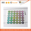 Round Label Printing Anti-Counterfeiting Anti-Fake Security Hologram Sticker