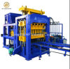 Qt10-15 Fully Automatic Cement Concrete Hollow Block/Brick Making Machine with Best Guality
