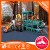 China Kindergarten The Train Plastic Slides Outdoor Playground Equipment