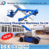 High Aerial Working Used 16m18m20m Auto Mobile Articulated Telescopic Boom Lift