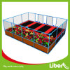 Liben Professional Indoor Children Trampoline with Foam Pit