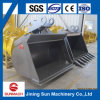 Excavator Tilt Bucket for Desilting with Oil Cylinder
