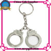 Metal Key Ring for with Customer Logo