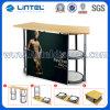 Rotating Exhibition Reception Desk (LT-07B1)