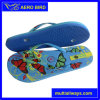 Fashion Design Double Color PE Slippers for Ladies (14D164)