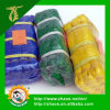Packing Colorful Plastic Flat Net Safety Net for Construction
