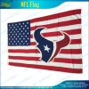 NFL Houston Texans Flags with USA Flags Logo