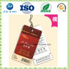 New Arrival Cheap Custom Die Cut Kraft Paper Hang Tag for Sock Tags and Labels (jp-t019)