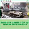 Modern Wooden Leisure Fabric Home Living Room Sofa