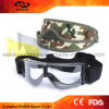 High Impact Anti Scratches Unbreakable Tactical Military Goggles Ballistic Army Goggles