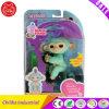 Fingerlings Baby Monkey Toy Zoe Turquoise (Includes Bonus Stand)
