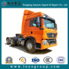 Sinotruk HOWO T5g 6X4 Tractor Truck 10-Wheel Trailer Tractor