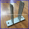 T-T Form Pole Anchor for Wood Connector