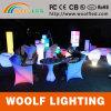 Plastic LED Glow KTV Disco Bistro Furniture