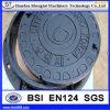Belgium Ductile Cast Iron Sewer Rain Manhole Cover