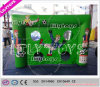 Lilytoys Green Color Outdoor Inflatable Football Shoot Sport Game for Kids (J-SG-037)