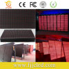 LED Moving Outdoor Message Sign P10 Red Color LED Module