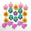 Cute Soft PVC Shoe Charms for Kids Shoes Decoration