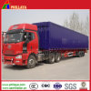 China Yangzhou Cimc Manufacture Van Cargo Enclosed Trailer