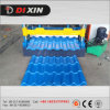 Dx Glazed Roof Tile Roll Forming Construction Machine