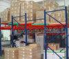 Warehouse Push Back Pallet Rack Push Back Racking