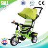 2017 Knit Fabric Canopy New Kids Stroller Tricycle Child Trike