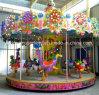 New Design Amusement Park Indoor Playground Carousel Rides