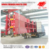 China Supplier Tri-Axle 40FT Shipping Chassis Trailer Price