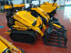 Mini Track /Crawler Skid Steer Loader Hy380