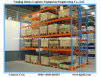 Heavy Duty Pallet Mezzanine Racking for Warehouse Storage