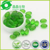 OEM Green Transparent Weight Loss Aloe Vera Capsules