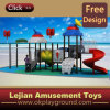 Ce Small Design for Kids Outdoor Plastic Playground Park (X12189-12)