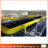 Data Centre Network PVC Cable Tray for Optical Fiber