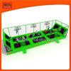 Children Indoor Trampoline with Bsketball Hoops