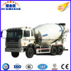 High-Configuration Concrete Mixer Truck Under Front-View