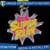 Zinc Alloy 2D Metal Medal for Sales