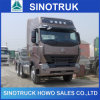 China Made HOWO A7 6X4 Trailer Hauling Truck for Africa