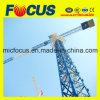 Ce Approved Construction Machinery Tower Crane 10t Max. Load Qtz160