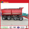Hydraulic Tipping Truck Full Drawbar Trailer for Sale