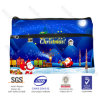 Wholesale Beauty Christmas Zipper Pencil Case, Cosmetic for Coming Xmas