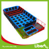 Professional Manufacturer Best Selling Fitness Trampoline for Sale