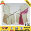 Decorative Self Ties Satin Chair Covers